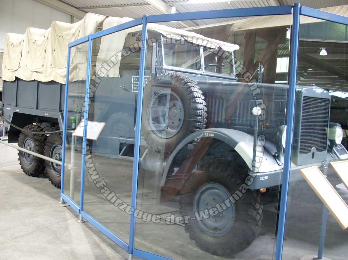 Einheitsdiesel wehrmacht radfahrzeug lastkraftwagen lkw