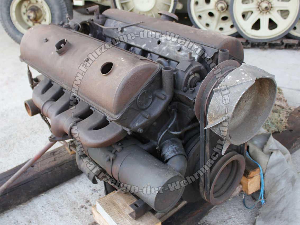 Maybach Motoren - Fahrzeuge-der-Wehrmacht.de