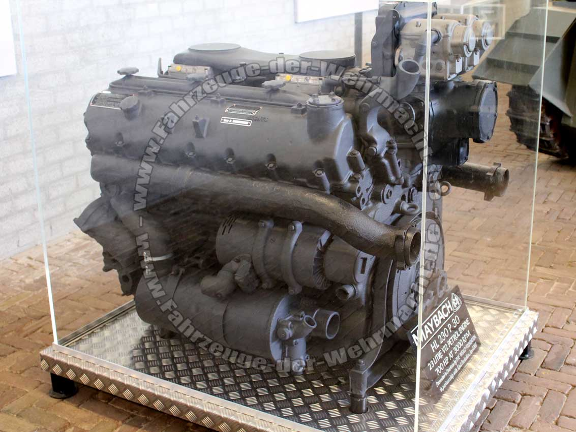 The Curious Case Of Klein Tiger For Record Maybach Engine Diagram